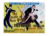 The Belle of New York, Keenan Wynn, Fred Astaire, Vera-Ellen, Marjorie Main, 1952 Posters