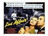 Love Affair, Irene Dunne, Maria Ouspenskaya, Charles Boyer, 1939 Photo