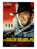 For a Few Dollars More, Clint Eastwood, 1965 Posters
