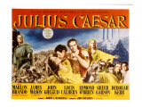 Julius Caesar, Louis Calhern, Greer Garson, James Maso N, Marlon Brando, Deborah Kerr, 1953 Photo