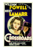 Crossroads, Hedy Lamarr, William Powell, 1942 Photo