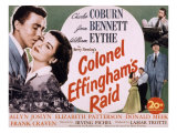 Colonel Effingham's Raid, Joan Bennett, William Eythe, Charles Coburn, 1946 Láminas