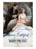 Daddy Long Legs, Marshall Neilan, Mary Pickford, 1919 Print