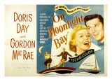 On Moonlight Bay, Doris Day, Gordon Macrae, 1951 Photo