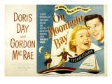 On Moonlight Bay, Doris Day, Gordon Macrae, 1951 Photo