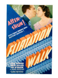 Flirtation Walk, Dick Powell, Ruby Keeler, 1934 Print