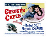 Coroner Creek, Randolph Scott, Marguerite Chapman, 1948 Photo