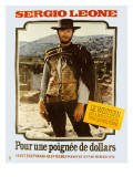 Fistful of Dollars, Clint Eastwood, 1964 Poster