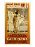 Cleopatra, Theda Bara, 1917 Posters