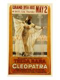 Cleopatra, Theda Bara, 1917 Prints