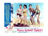 Beach Blanket Bingo, Frankie Avalon, Annette Funicello, Mike Nader, 1965 Posters