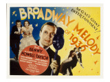 Broadway Melody of 1936, Eleanor Powell, Robert Taylor, Jack Benny, 1935 Print