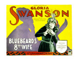 Bluebeard's Eigth Wife, Gloria Swanson, 1923, Fear Láminas