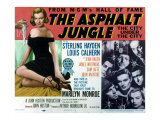 The Asphalt Jungle, with James Whitmore, Marilyn Monroe, and Louis Calhern, 1950 Photo