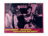 Days of Wine and Roses, Jack Lemmon, Lee Remick, 1962 Photo