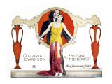 Beyond the Rocks, Rudolph Valentino, Gloria Swanson, 1922 Posters