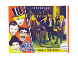 Animal Crackers, Harpo Marx, Zeppo Marx, Groucho Marx, Chico Marx, Margaret Dumont, 1930 Prints