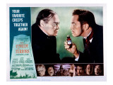 Comedy of Terrors, Peter Lorre, Vincent Price, 1963 Poster