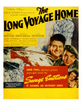 The Long Voyage Home, John Wayne, Thomas Mitchell, Rafaela Ottiano, 1940 Posters