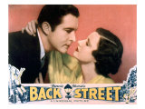 Back Street, John Boles, Irene Dunne, 1932 Photo