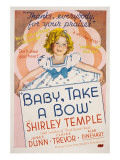 Baby Take a Bow, Shirley Temple, 1934 Posters