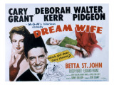 Dream Wife, Deborah Kerr, Cary Grant, Betta St.John, 1953 Photo