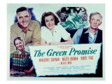 The Green Promise, Natalie Wood, Robert Paige, Marguerite Chapman, Walter Brennan, 1949 Posters