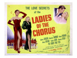 Ladies of the Chorus, Adele Jergens, Marilyn Monroe, Rand Brooks, 1948 Posters