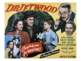 Driftwood, Ruth Warrick, Dean Jagger, Natalie Wood, Walter Brennan, Charlotte Greenwood, 1947 Photo