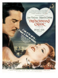 Frenchman's Creek, Arturo De Cordova, Joan Fontaine, 1944 Prints