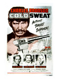Cold Sweat, Charles Bronson, Liv Ullmann, James Mason, Jill Ireland, 1970 Photo