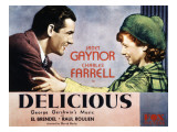Delicious, Charles Farrell, Janet Gaynor, 1931 Photo