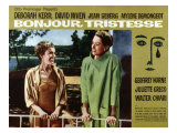 Bonjour Tristesse, Jean Seberg, Deborah Kerr, 1958 Photo