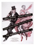 The Barkleys of Broadway, Fred Astaire, Ginger Rogers, 1949 Posters