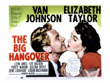 Big Hangover, Van Johnson, Elizabeth Taylor, 1950 Photo