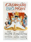 Casanova&#39;s Big Night, Joan Fontaine, Bob Hope, Audrey Dalton, 1954 Photo
