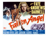 Fallen Angel, Dana Andrews, Linda Darnell, Alice Faye, 1945 Photo