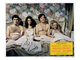 Bob and Carol and Ted and Alice, Elliott Gould, Natalie Wood, Robert Culp, Dyan Cannon, 1969 Prints