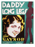 Daddy Long Legs, Janet Gaynor, 1931 Prints