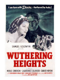 Wuthering Heights, Merle Oberon, Laurence Olivier, 1939 Prints