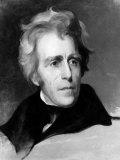 Andrew Jackson, Portrait by Thomas Sully, 1830s Photo