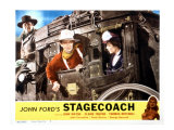 Stagecoach, George Bancroft, John Wayne, Louise Platt, 1939 Photo