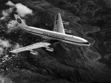 Pan American's Boeing 707-121, 1955 Photo