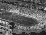 Soldier Field, Chicago, Illinois, 1950s Posters