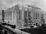 Chicago Stadium, Chicago, Illinois, 1931 Print