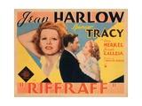 Riffraff, Jean Harlow, Spencer Tracy, 1936 Prints