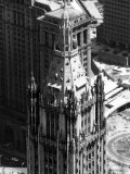 The Top of the Woolworth Building, New York City, May 1, 1972 Photo