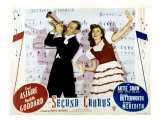 Second Chorus, Fred Astaire, Paulette Goddard, 1940 Prints