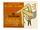 Silk Stockings, with Fred Astaire and Cyd Charisse, 1957 Posters