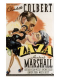 Zaza, Claudette Colbert, Herbert Marshall, 1939 Photo